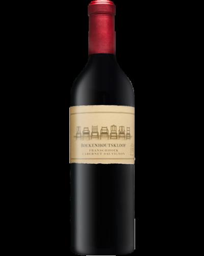 Boekenhoutskloof Franschhoek Cabernet Sauvignon 2017 wine bottle shot