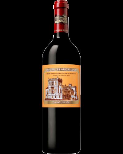 Ducru Beaucaillou Saint Julien 2017 wine bottle shot