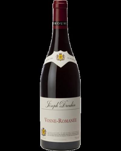 Joseph Drouhin Vosne Romanee 1er Cru 2018 wine bottle shot