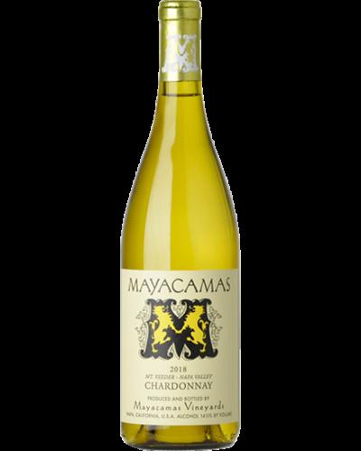 Mayacamas Mount Veeder Napa Chardonnay 2018