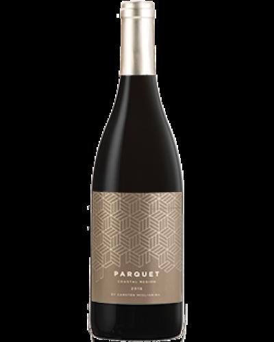 Migliarina Parquet 2016 wine bottle shot