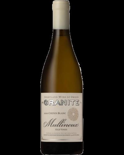 Mullineux Granite Chenin Blanc 2019 wine bottle shot