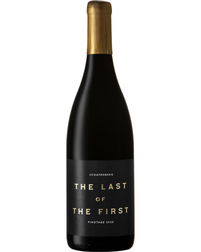 Waterkloof The Last of The First Pinotage 2020