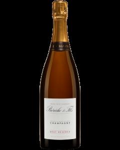Berêche Brut Reserve NV wine bottle shot