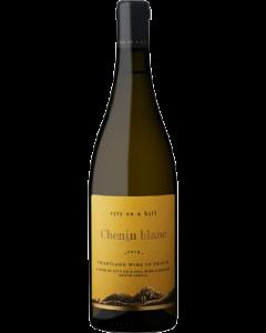 City on a Hill Chenin Blanc 2019 wine bottle shot