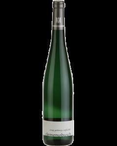 Clemens Busch Riesling Vom Grauen Schiefer 2017 wine bottle shot