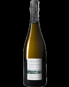 Dehours Lieu dit Brisefer Extra Brut 2012 wine bottle shot