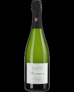 J.L. Vergnon Murmure Brut Nature 1er Cru NV wine bottle shot