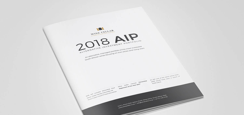 Wine Cellar 2018 Alternative Investment Portfolio